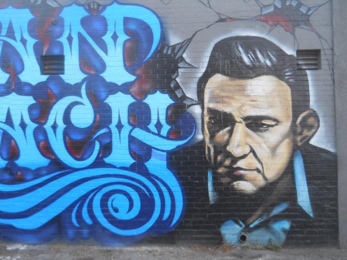 Ocean Beach Johnny Cash