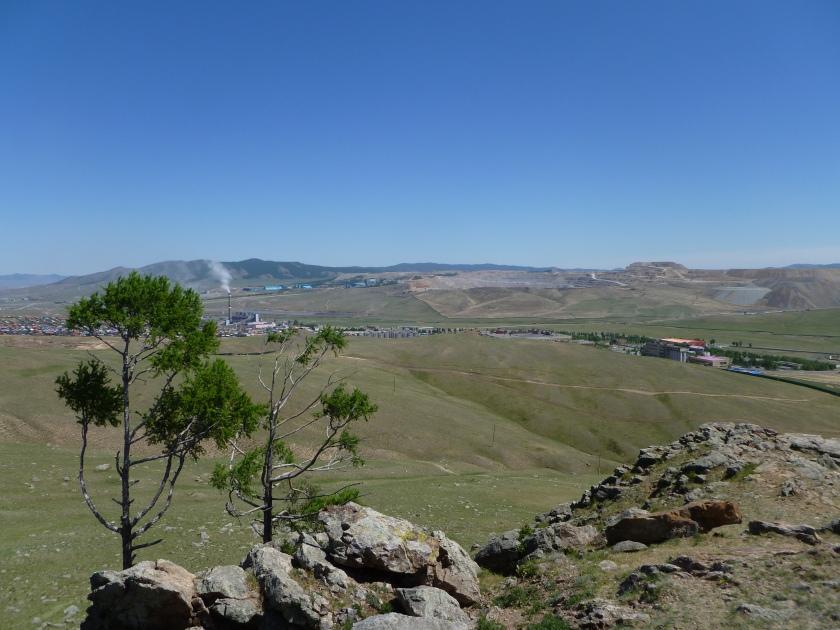 Mongolia_Erdenet-vue