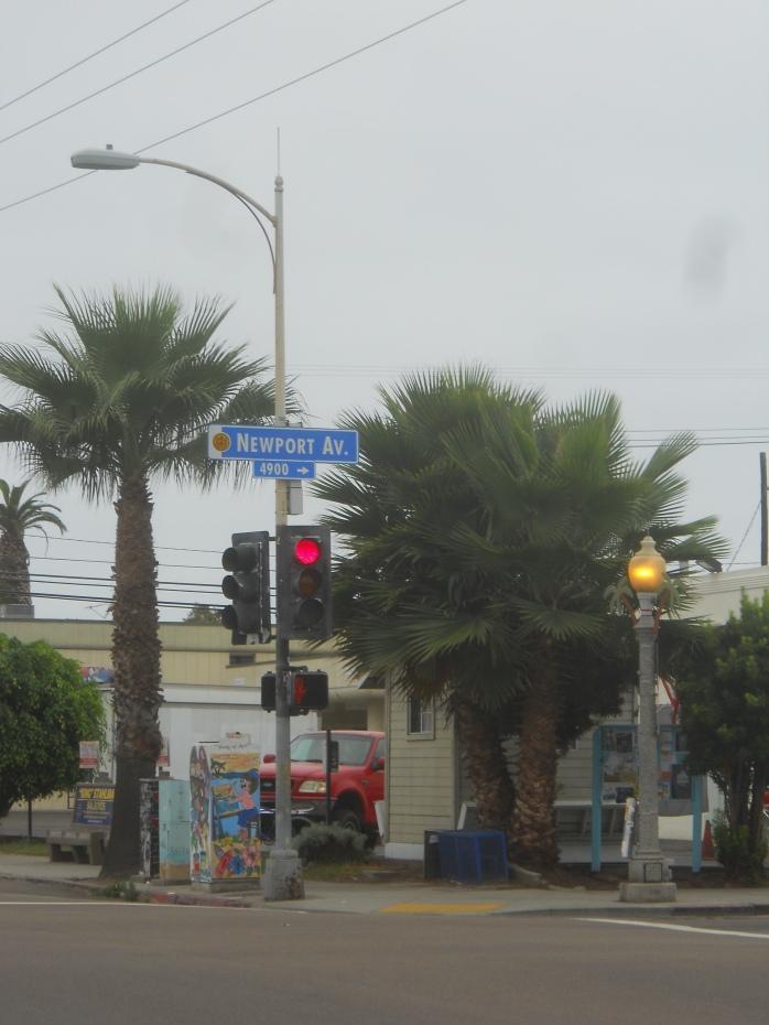 Newport Av. San Diego