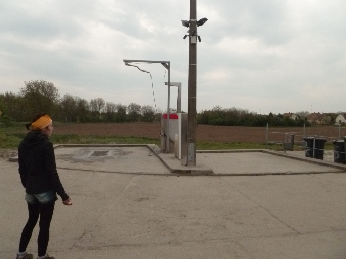 Hongrie_Station essence
