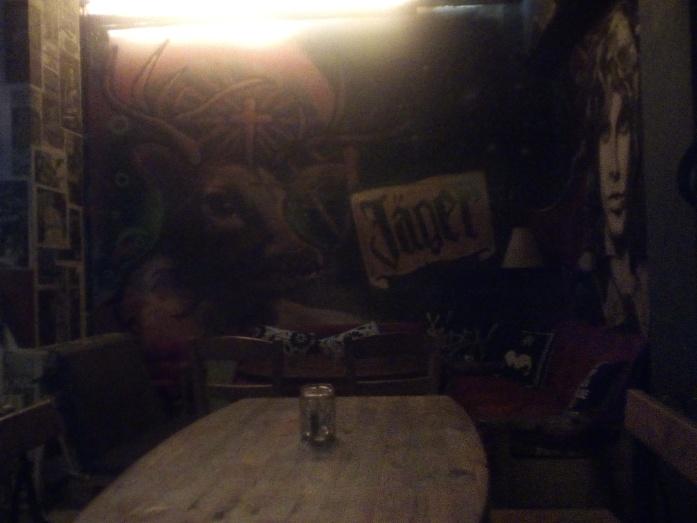Bar Jäger Athènes