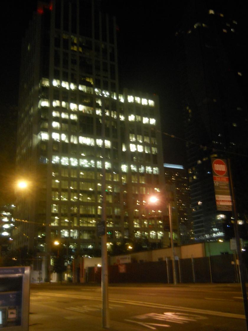 building financial district