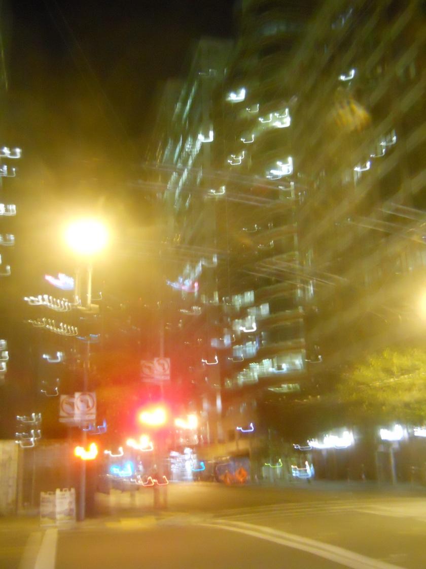 Financial district drogué