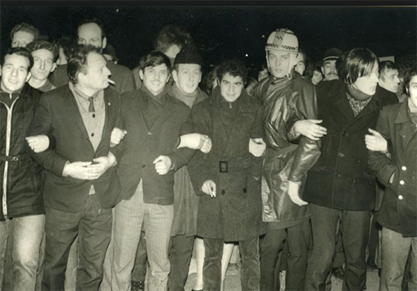caen 1968